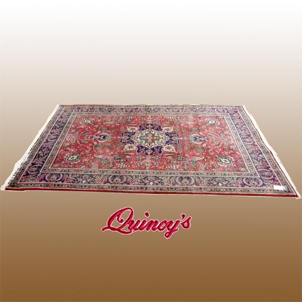 画像1: 【1719】ペルシャ絨毯